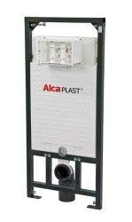 AlcaPLAST A101/1200V, Sádromodul - A szagelszíváshoz előkészített fasík alatti WC rendszer