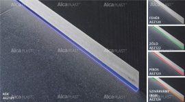 AlcaPLAST AEZ121-850 ALCA LIGHT  Kék színű megvilágítása, az APZ5 SPA Padlófolyókának