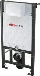 AlcaPLAST  AM101/1000 Sádromodul - falba építhető / beépíthető / falsík alatti szerelőelem / befalazható WC tartály, száraz építéshez, / gipszkarton falhoz / keretes
