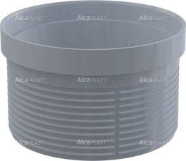 AlcaPLAST APV0800 Fedrács magasító Ø105, 8595580523084