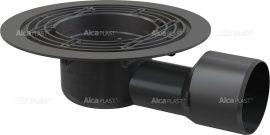 AlcaPLAST APV3000 oldalsó kifolyású padló összefolyó test 50/75 átmérő, 8595580507220