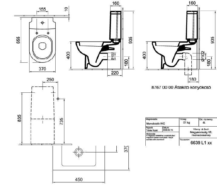 Alf Ldi Liner 7734 L1 01 Monoblokk Bl T Tart Ly Wc