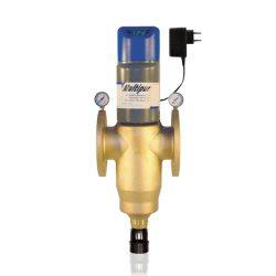 BWT Ipari lebegőanyag szűrő berendezés, Automata kivitel, idővezérléssel és differenciál nyomáskapcsolással, BWT INFINITY AP DN 80 (100 μm), Cikkszám: 10182