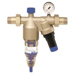 """BWT Kézi visszaöblítésű szűrő / vízszűrő, nyomáscsökkentővel, hidegvizes kivitel, Europafilter HWS 1"""" -k.m, Cikkszám: 810244"""