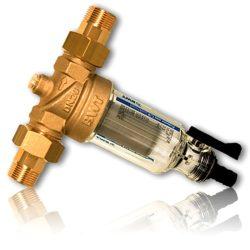 """BWT Protector mini HWS C/R Szűrő / vízszűrő nyomáscsökkentővel, Csatlakozás : 3/4"""" / Cikkszám: 810549"""
