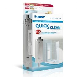 BWT Quick&Clean - patron a zuhanykabinok / kádak helyi vízkő elleni védelméhez, Cikkszám: 812919