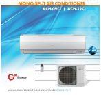 COOL EXPERT ACH-09CI 2,6 kW hűtő - 3 kW fűtő oldalfali inverteres split klíma, csendes design, digitális kijelző, olcsó ACH-09CI / ACH09CI