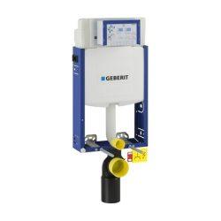 Geberit Kombifix WC szerelőelem fali WC részére Sigma 12cm-es öblítőtartállyal, ECO / 110.302.00.5 / 110302005