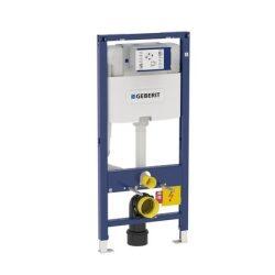 Duofix WC szerelőelem fali WC részére 112 cm, előlről működtethető / 111.060.00.1 / 111060001