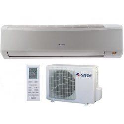 GREE COMFORT PLUS / Comfort Plusz INVERTER GWH09KF - K3DNB1G 2,6 kW-os hűtő-fűtő oldalfali inverteres mono split klíma SZETT