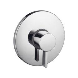 HansGrohe Modern nyomáskiegyenlítős zuhanycsaptelep színkészlet / króm / 15403000 / 15403 000