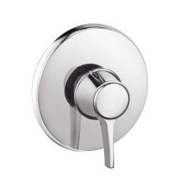 HansGrohe Classic nyomáskiegyenlítős zuhanycsaptelep színkészlet / króm / 15404000 / 15404 000