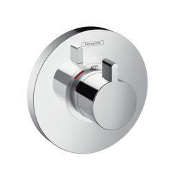 HansGrohe ShowerSelect S termosztátos highflow csaptelep / falsík alatti szereléshez / 15741000 / 15741 000