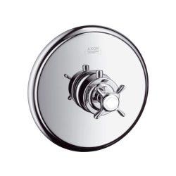 HansGrohe AXOR Montreux termosztátos színkészlet falsík alatti szereléshez / szálcsiszolt nikkel / 16810820 / 16810 820