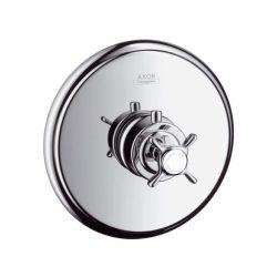 HansGrohe AXOR Montreux Highlow falsík alatti termosztátos színkészlet / króm / 16815000 / 16815 000