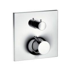 HansGrohe AXOR Massaud termosztátos csaptelep falsík alatti szereléshez / elzárószeleppel / króm / 18745000 / 18745 000