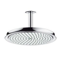 HansGrohe Raindance Classic 240 AIR tányér fejzuhany DN15 / 100 mm-es mennyezeti csatlakozóval / króm / 27405000 / 27405 000