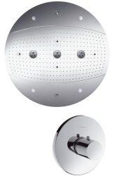 HansGrohe Raindance Rainmaker Ø 600 mm világítással DN15 / króm / 28404000 / 28404 000