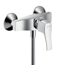HansGrohe Metris Classic egykaros zuhanycsaptelep DN15 / falsíkon kívüli szereléshez / króm / 31672000 / 31672 000
