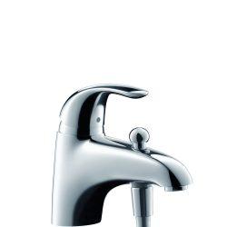 HansGrohe Focus E Monotrou egykaros kád- és zuhanycsaptelep DN15 / króm / 31751000 / 31751 000