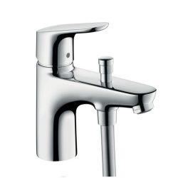 HansGrohe Focus E2 Monotrou egykaros kád- és zuhanycsaptelep DN15 / króm / 31930000 / 31930 000