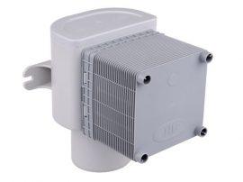 HL905.0 Légbeszívó szelep, falba süllyeszthető, takarólap nélkül.