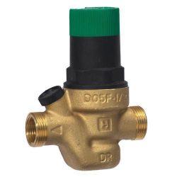 """Honeywell nyomáscsökkentő / nyomásszabályzó / D05F 1/2"""" / víznyomáscsökkentő, 1/2"""" KM, 1,5-6 bar"""
