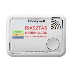 HONEYWELL XC100 CO szén-monoxid / szénmonoxid érzékelő / detektor / riasztó / vészjelző, XC100-HU, (H450 utódja)