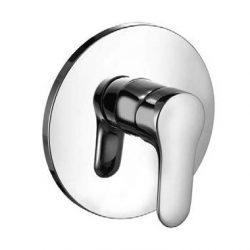 KLUDI OBJEKTA falsík alatti egykaros zuhanycsaptelep 326550575 / 3265505-75 / 32655-05-75
