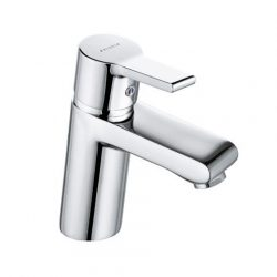 KLUDI O-CEAN egykaros mosdó csaptelep leeresztő szelep nélkül 383510575 / 3835105-75 / 38351-05-75