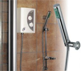 RADECO / KOSPEL EPA CPU OPUS-mosdó, zuhany 8,6 kW-os átfolyós rendszerű elektromos vízmelegítő
