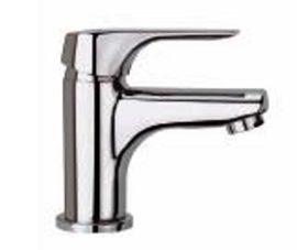 MOFÉM INKA egykaros mosdó csaptelep, lánctartó szemmel / láncos, 7,5-9 l/perc vízátbocsátású vízkőmentes perlátorral, 150-0042-00 / 150004200