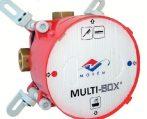 MOFÉM Multibox ® Multi-Box süllyesztett rendszer / beépíthető csaptelep belsőrész / falsík alatti / falba építhető csaptelephez / 172-0001-00 / 172000100