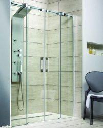 RADAWAY Espera DWD 180 tolóajtós zuhanyajtó / AJTÓ 1800x2000 mm / 01 átlátszó üveg / 380128-01