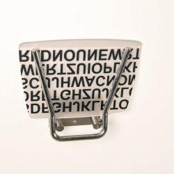 RAVAK OVO-B Text zuhanykabin ülőke, B8F0000030