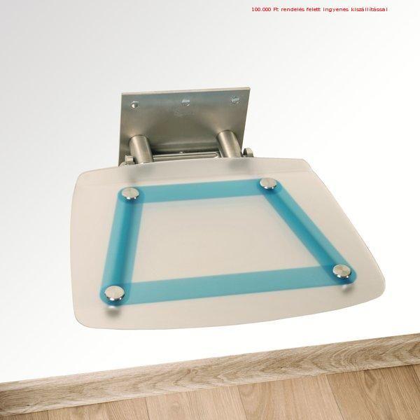 RAVAK OVO-B Blueline zuhanykabin ülőke, B8F0000031 - VÍZ-GÁZ-FŰTÉS ...