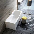 RAVAK You Akrilkád / kád,  175 x 85 cm-es, szögletes, ergonomikus, N fehér / hófehér, C791000000
