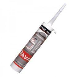 RAVAK Professional szilikon 310 ml, fehér, X01200