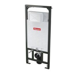 RAVAK 'G' fal mögé szerelhető WC tartály / beépíthető WC tartály, gipszkartonos szereléshez, keretes, X01459