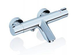 RAVAK termosztátos fali kádtöltő / kád csaptelep, szett nélkül TE 022.00/150, X070047