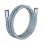 RAVAK Zuhany gégecső 150 cm 1500 mm, tartós műanyag bevonattal, króm / X07P065 / 5 év garancia