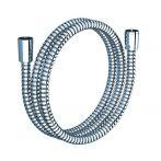 RAVAK Zuhany gégecső, 150 cm / 1500 mm, tartós műanyag bevonattal, króm, X07P065