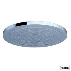 RAVAK Esőztető kör alakú zuhanyfej / fejzuhany, 300 mm, 980.00, X07P111