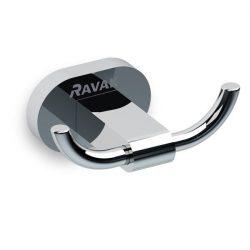 RAVAK Chrome Dupla fogas CR 100, X07P186