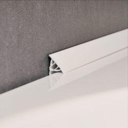 RAVAK Vízvető léc 6 / 1100 (fehér) zuhanytálcához / Szegőléc / XB441100001