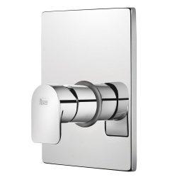 TEKA Formentera egykaros süllyesztett zuhany csaptelep / falba szerelhető / beépíthető zuhany csaptelep, 62.241.02.00 / 622410200 / 622410200-H