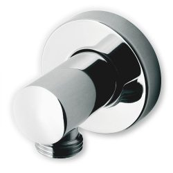 TEKA Formentera fém fali csatlakozó / zuhany csatlakozó könyök 79.010.56.00 / 790105600