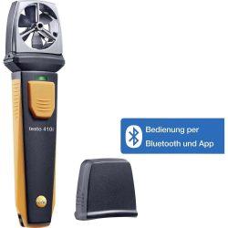 TESTO 410i Smart Probes szárnykerekes légáramlásmérő műszer, anemométer, bluetooth funkcióval, Smart készülékekhez okostelefon / tablet, okosérzékelő 0560 1410