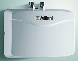 Vaillant miniVED H 4/2 N nyitott rendszerű átfolyós vízmelegítő / villanybojler / bojler 0010018601 / 0010009480 H 4/1 N utódja