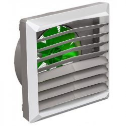 VTS EUROHEAT VOLCANO VR-D EC (6500m3/h) rétegződésgátló ventilátor / keverőventilátor, cikkszám: 1-4-0101-0450 + ajándék konzol